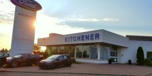 Front of Kitchener