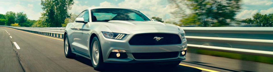 History of the Ford Mustang