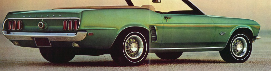 The Development of the Mustang – From Focus Group On!