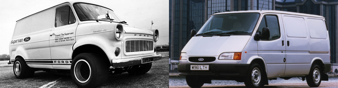 The Ford Transit Supervan