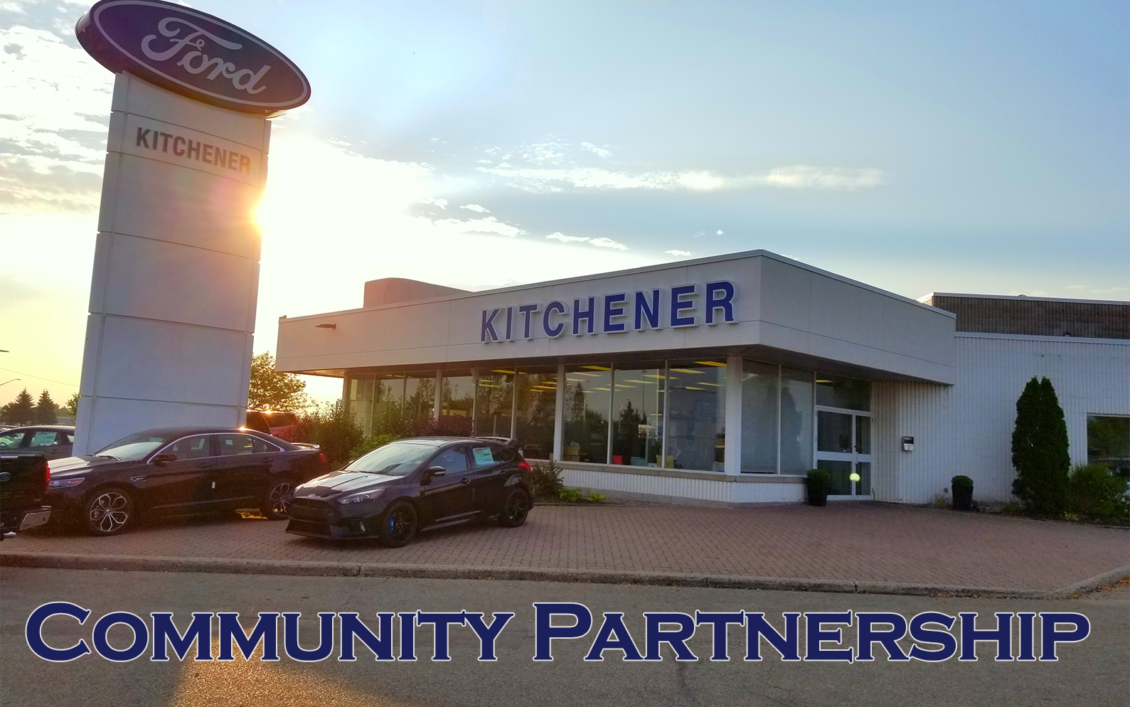 Community Partnership Banner 2