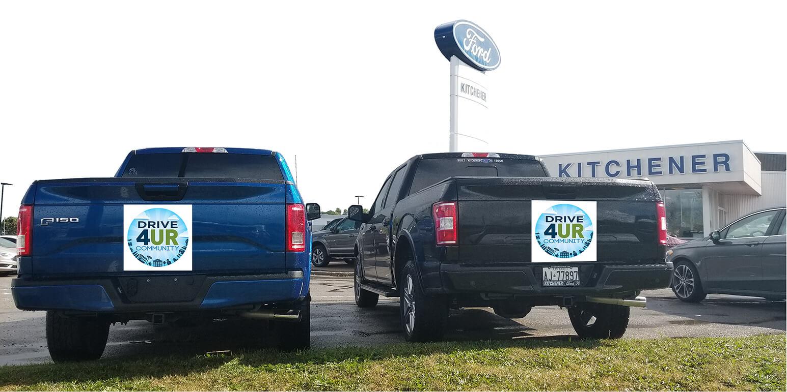 Kitchener Ford Drive 4 Ur Community Program