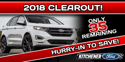 2018's Spring Clearance